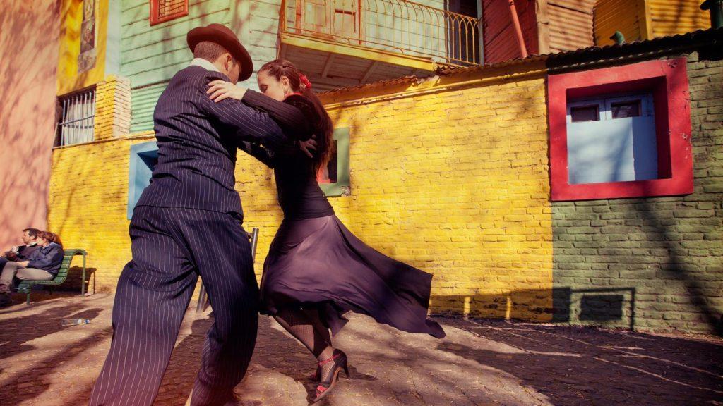 Tango'da Bütünlük…